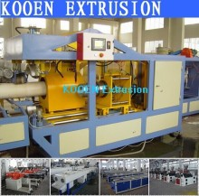 new style pvc pipe plastics extruder machine with low price
