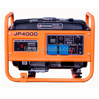 Best price! 5KW Home gasoline Generator with pure copper winding and Hyundai Electric Generator