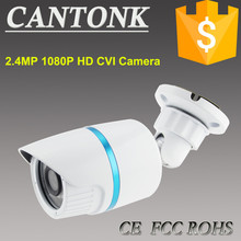 New Sensor and weatherproof housing IR 20M High Resolution 2.4MP HD 1080P CVI Camera