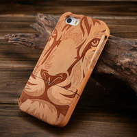 iCase Factory Direct Sales for iphone 5 bamboo case wood case for iphone 5s
