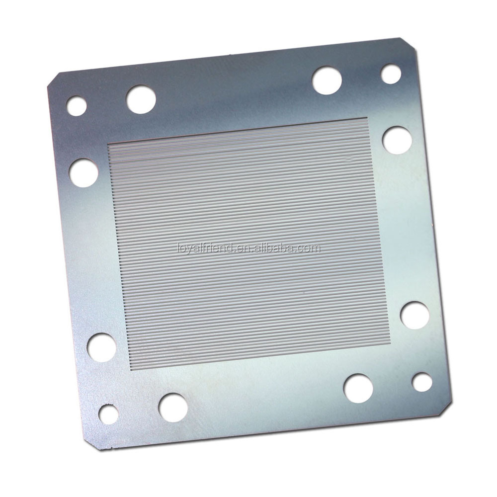 Custom appliance metal parts of sieves and meshes