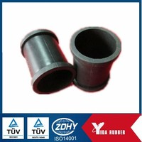 High quality Rubber Sleeve/EPDM Rubber Sleeve Use For Compression