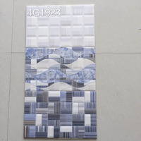 3D Glazed Interior Kitchen or Bathroom Ceramic Wall Tile 20x30