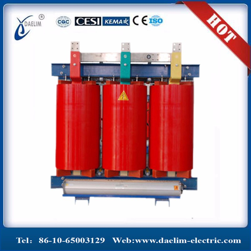 SC(B)Type 400KVA 300KVA 3 Phase Best Price 35/0.4KV Power Transformer Cast Resin