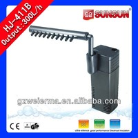 SUNSUN 2W 300L/h GS,CE Aquarium Internal Filter For Arowana