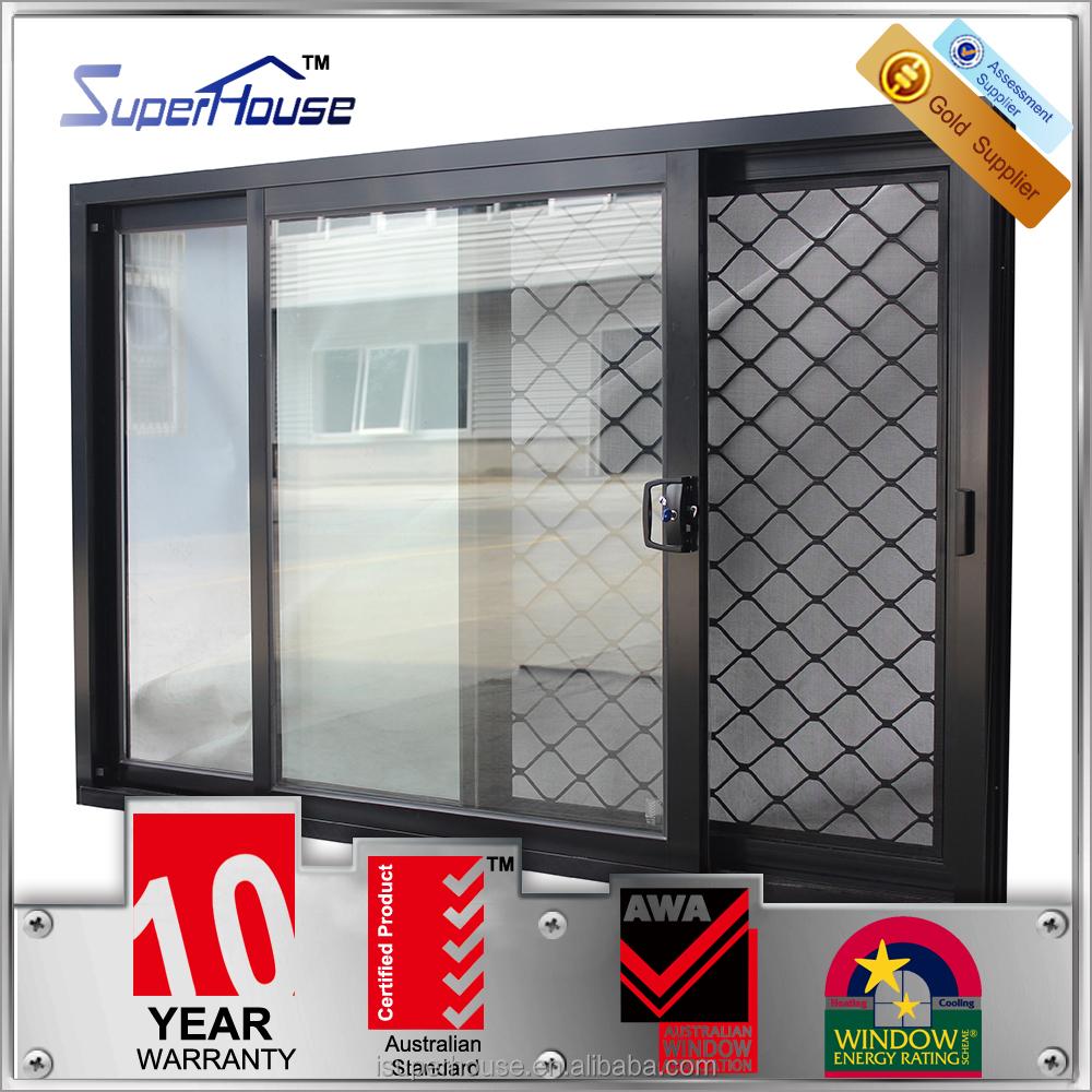 Australia standard double glass top 10 window for Window brands