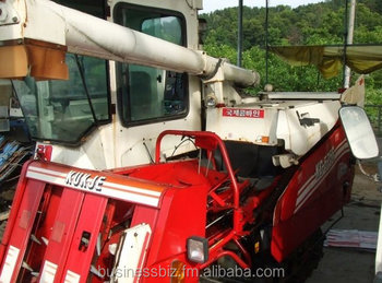 VERY CHEAP KUKJAE COMBINE HARVESTER FOR VIETNAM