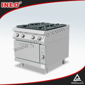 Stainless Steel Kitchen Range/Gas Cooking Range In Pakistan/6 Burner Gas Range