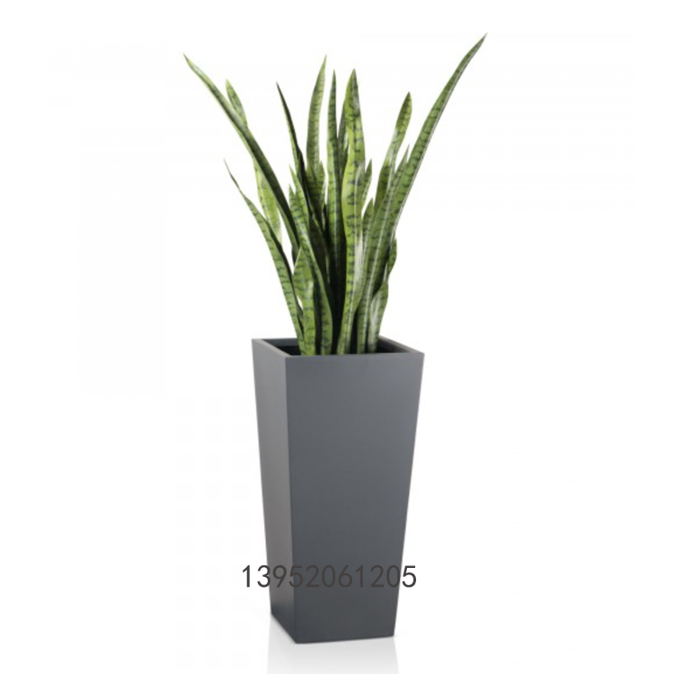 factory supply attractive matt color plant flower pot