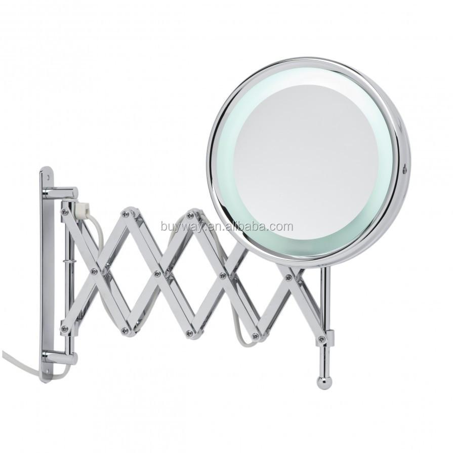 Fantastic Burlington Bathrooms Chrome Rectangular Mirror  BathroomAndcouk