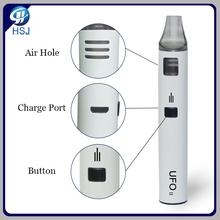 HSJ New Model Best Selling Rechargeable Electronic Cigarette Lowest Price Pine Cigarettes