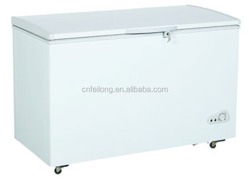 308L top door chest freezer