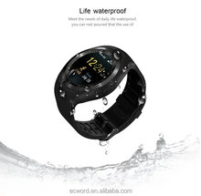 Life Waterproof Smart Watch 2017 New Y1 Bluetooth Smartwatch for iOS and Android Phones