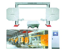 LZS-2000 Block line cutting machine .gantry stone block line cutter
