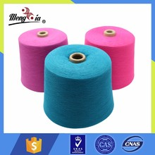 Wholesale 100% organic cotton yarn for weaving and kintting