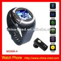 Unclocked Cell Phone Watch With MP3/4