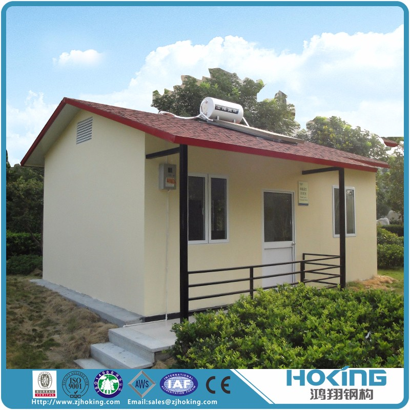 Nice prefab house design, high quality prefabricated log cabin and bungalow