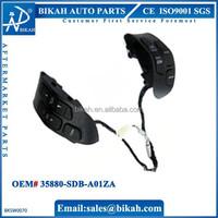 OEM# 35880-SDB-A01ZA FOR HONDA ACCOR D EX 05-07 Combination switch