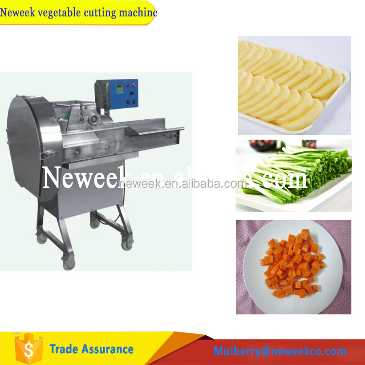 Neweek for sale spinach dicing apple slicing cabbage cutting machine price
