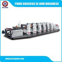 High Speed Intermittent Rotary Label Offset Printing Machine Price