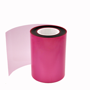 Factory direct price pe release film protective transparent for stainless steel