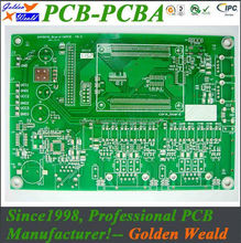 lowest price vop back-up board for pcb gold plated finish