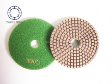 wet use diamond polishing pad for concrete granite marble stone