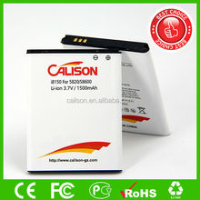 Rechargeable Battery i8150 for Samsung i677/i8150/S5820/S8600/T589/T759/W689/Exhibit 4G/Gravity Touch2(GT2)/Gravity Smart/Galaxy