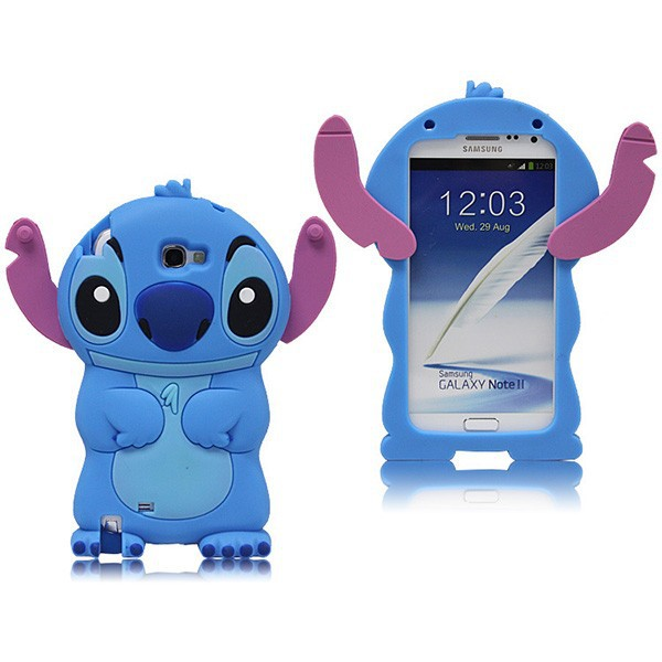 3D Cartoon Animal Silicone Case For Samsung Galaxy s3/s4/s5/note 2/note 3