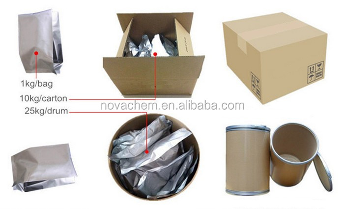 factory price 10 20 40 60 80 100 120 mesh MSM powder with supperbag