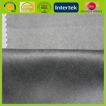 new Polyester rayon blend woven micro suede fabric for sofa coat