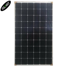 Solar cell plate panel small power system on grid