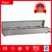 2017Chinese stainless steel electric bain marie cooking equipment