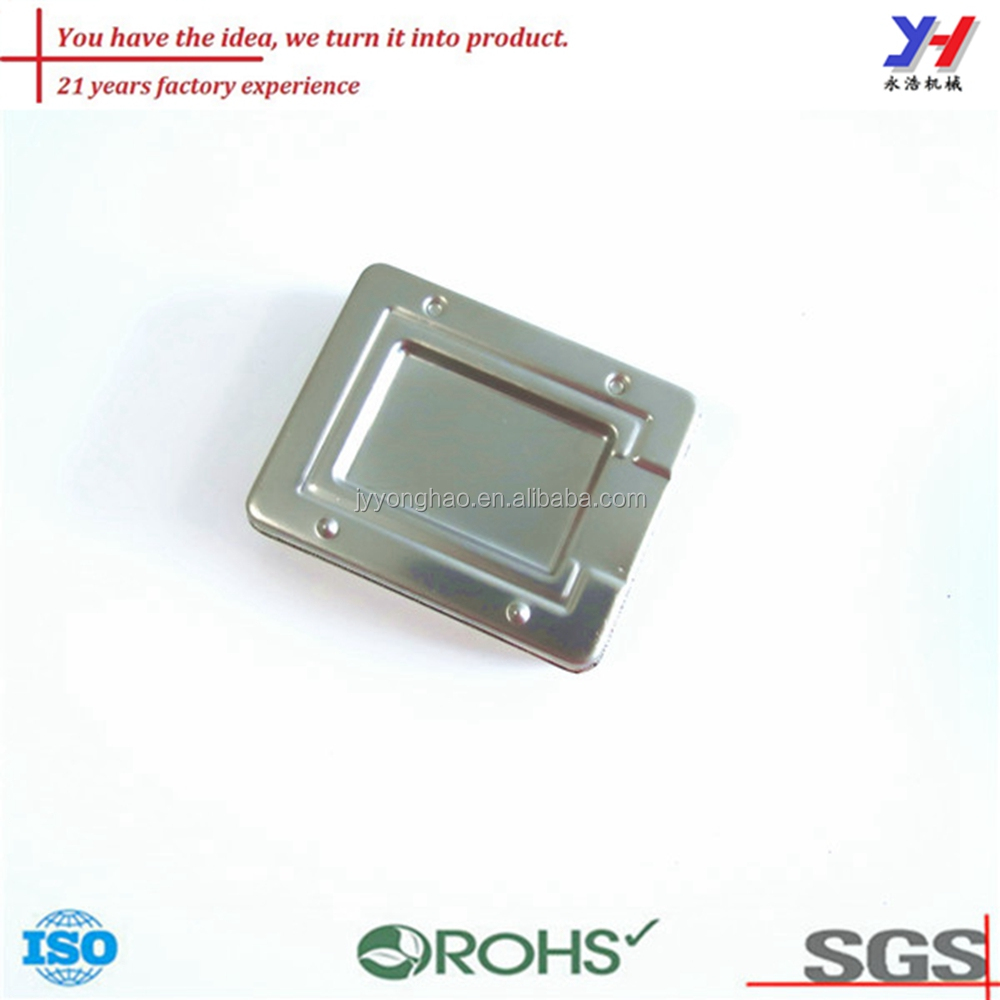 OEM ODM supply of good factory price customized Hot sale precision Aluminum box
