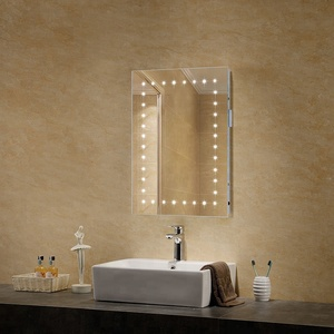 Living room contemporary style Mirror with LED