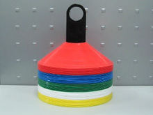 Plastic Disc Cone Set