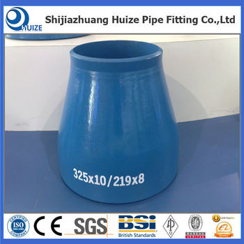 2015 Huize pipe fitting elbow tee cap reducer flange