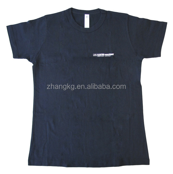Chinese print t shirt,2015 plain t-shirt clothing wholesale distributors