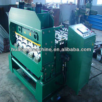 Steel corrugated roof sheets curving machine