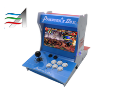 Pandora box 9 3A 1500 <strong>games</strong> in 1 small size bartop table top mini arcade machine 2 players <strong>games</strong> console home version