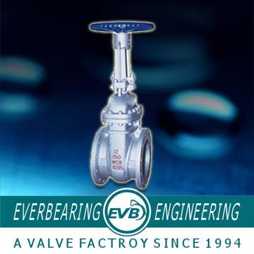 ANSI steam gate valve