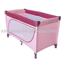 new design CE travel cot/baby bed/travel bed/playyard/playpen