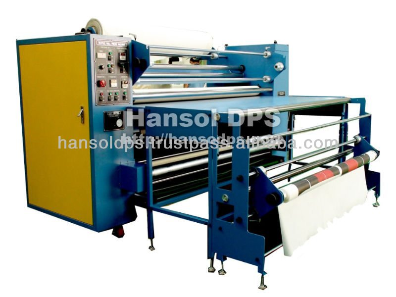 [South Korea] Sublimation Automatic Heat Press Machine