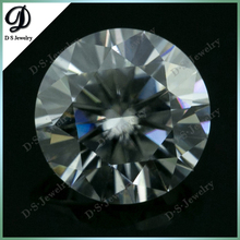 Wholesale&Retail Round Colorless Excellent Color Moissanite Diamond White