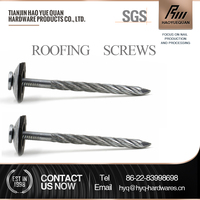 High quality tianjin reaguan corrugated nails roofing screw nails