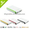 battery pack double usb extra power bank for smartphone notebook
