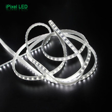 SMD 5050 60leds/m IP68 Waterproof 6500K White LED Higg Brightness 230V LED Strip