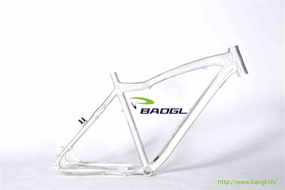 BAOGL bicycle frame for lowrider rims