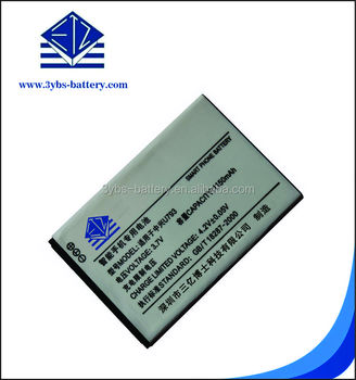 Popular rechargeable mobile phone battery for zte