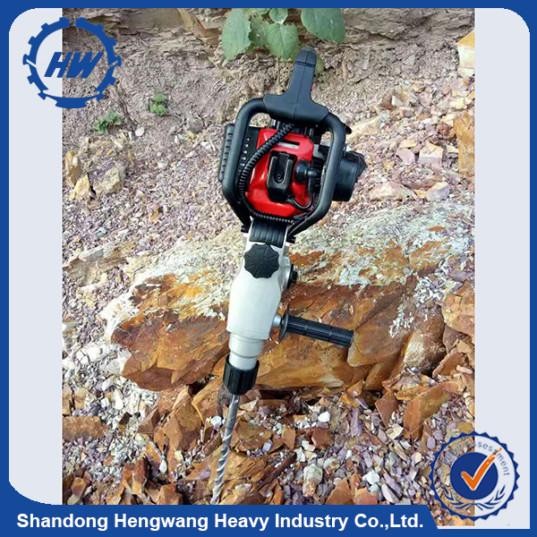 Used pneumatic rock drill best quality air leg rock drill for sale